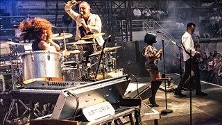 Simple Minds Scottish rock band