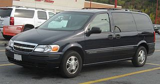 Chevrolet Venture Motor vehicle
