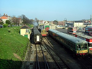 Swanage Railway - Swanage station