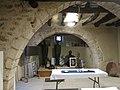 072 Cal Cadernal, c. Josep Nin 5-9 (Salomó), celler.jpg