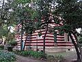 078 Casa de Santa Teresa, façana av. Monturiol (Vilanova i la Geltrú).jpg