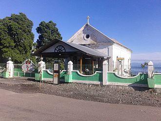Maubara - Image: 08.04.14 Igreja Maubara 1