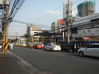Bel-Air, Makati Barangay in National Capital Region, Philippines
