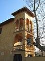 093 La Farinera (Sant Antoni de Vilamajor), torre.jpg