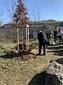 100e anniversaire d'Henry Peyrelongue (cérémonie au fort de Sermenaz) - 10.jpg