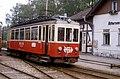 105R34180683 Attergaubahn, Endstelle Attersee, Triebwagen BET 20108.jpg