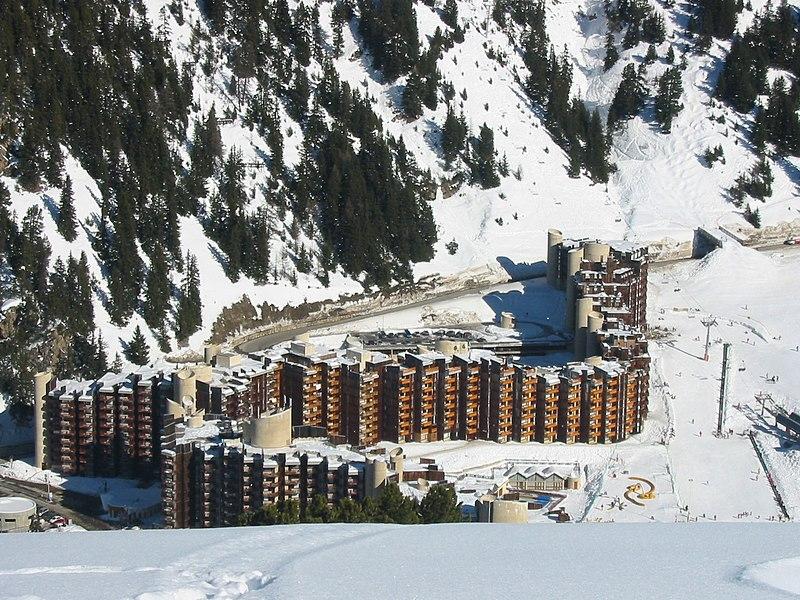 Ski hire La Plagne