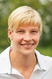 Nadine Müller (athlete) German discus thrower
