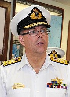 Ray Griggs Senior Royal Australian Navy officer