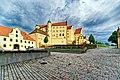130 Meter über der Stadt Lauchheim liegt Schloss Kapfenburg. 04.jpg