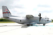 164th Airlift Squadron - Alenia-Lockheed Martin C-27J Spartan 08-27015