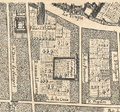 1652 Gomboust Map of Paris, Couvent des Madelonnettes.png