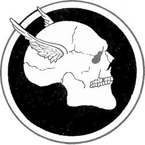 168th Aero Squadron - Image: 168th Aero Squadron Emblem