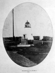 1835 Marblehead Lighthouse by Masury Mystic Seaport.png