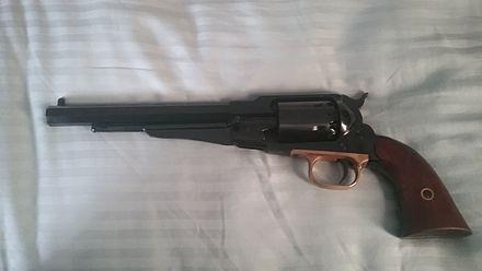 Remington Model 1858 - Wikiwand