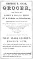 1863 Cade advert Cambridge Massachusetts.png