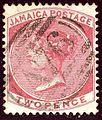 1870 2d Jamaica A76 Spanish Town Yv9 SG9.jpg
