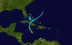 1887 Atlantic tropical storm 2 track.png