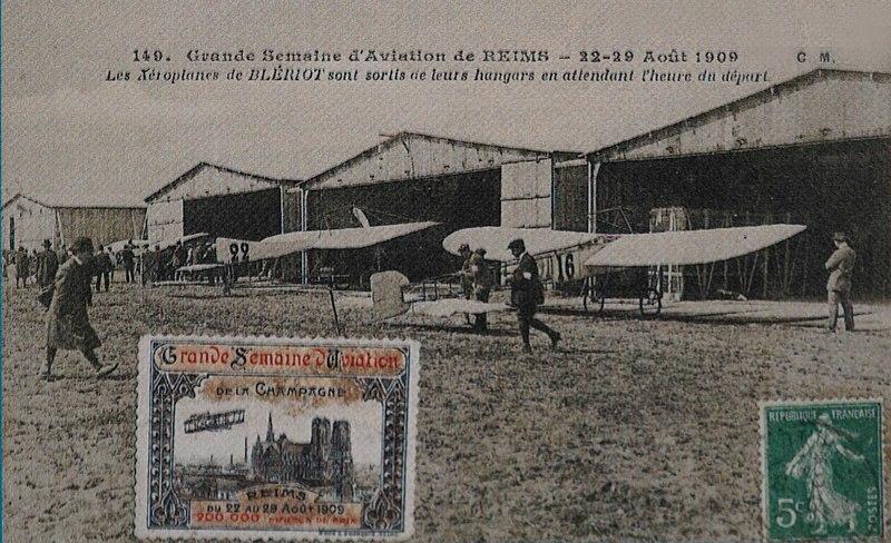 File:1909 grande semaine d'aviation Blériot.jpg