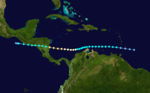1911 Atlantic hurricane 4 track.png