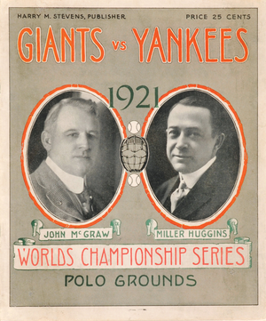 1921 World Series
