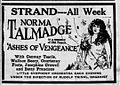 1924 - Strand Theater Ad - 3 Mar MC - Allentown PA.jpg