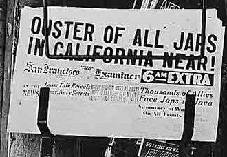 The San Francisco Examiner - San Francisco Examiner front page, Friday, February 27, 1942
