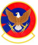1946 Communications Sq emblem.png