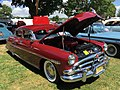 1952 Hudson Hornet sedan with Twin H power at 2015 Macungie show 1of4.jpg