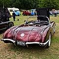 1958 Chevrolet Corvette C1 5700cc at Hatfield Heath Festival 2017 - rear.jpg