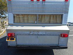 2002 Chevy Silverado Truck Bed