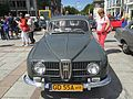1966 Saab 95 with 841 cc 3-cylinder 2-stroke engine in Sopot Poland 2of7.jpg
