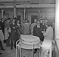 1966 visite de Mr Edgar Faure sénateur du Jura au CNRZ-2-cliche Jean Joseph Weber.jpg