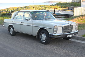 Image illustrative de l'article Mercedes-Benz W114