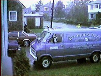 Dodge Ram van - 1972 Tradesman
