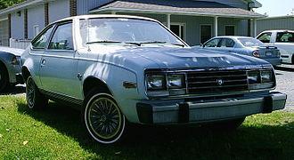 AMC Spirit - 1979 Spirit DL liftback