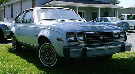 1979 Spirit DL liftback - AMC Spirit