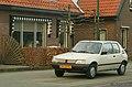 1986 Peugeot 205 XE (13069847465).jpg