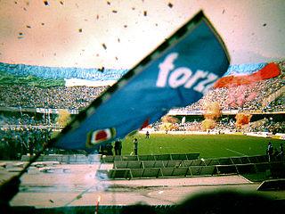 1986–87 S.S.C. Napoli season Napoli 1986-87 football season