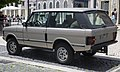 1993 Range Rover three-door in Lisbon (rear left).jpg