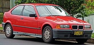 BMW 3 Series (E36) - 316i Compact
