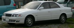 Toyota Chaser (1998, nach Facelift)