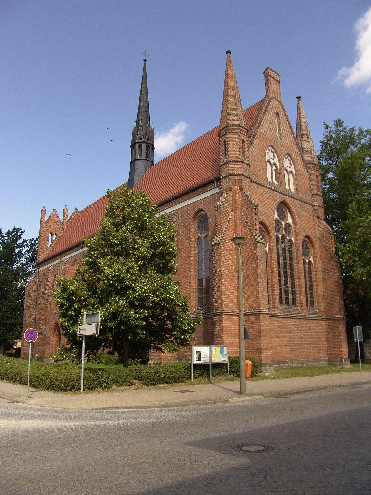 St Johannis Neubrandenburg –