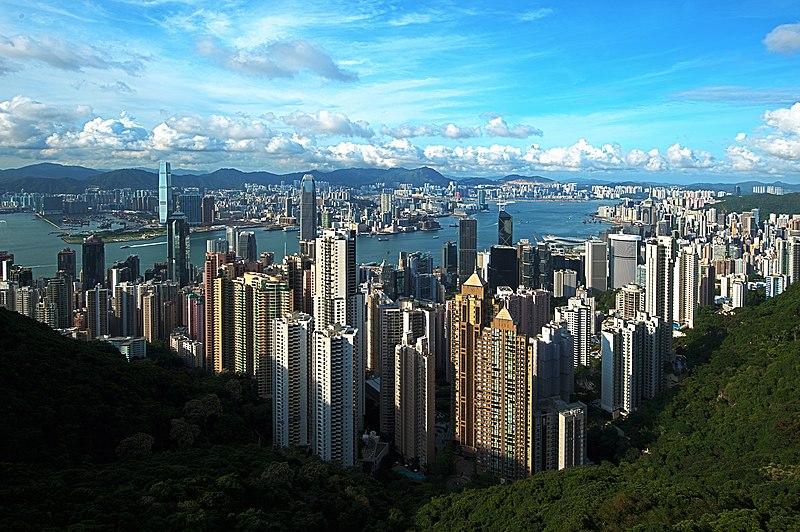 File:1 hongkong panorama victoria peak 2011.JPG