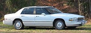 GM C platform (1985) - 1991-1996 Buick Park Avenue
