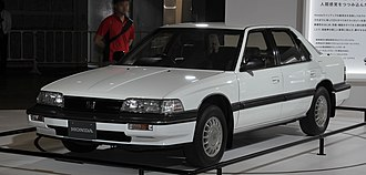 Honda Legend - First generation Legend sedan