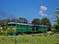 2ТЭ10М-2941, Молдова, депо Бэлць (Trainpix 66185).jpg