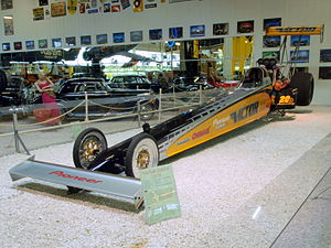 2001 Hadman Chassis, Top Fuel Dragster 'Victor' pic1.JPG