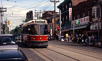 Riverdale, Toronto - Toronto's second largest Chinatown, also known as East Chinatown, is located north of Riverside, around Broadview Avenue and Gerrard Street.