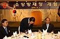 2004년 6월 서울특별시 종로구 정부종합청사 초대 권욱 소방방재청장 취임식 DSC 0112.JPG